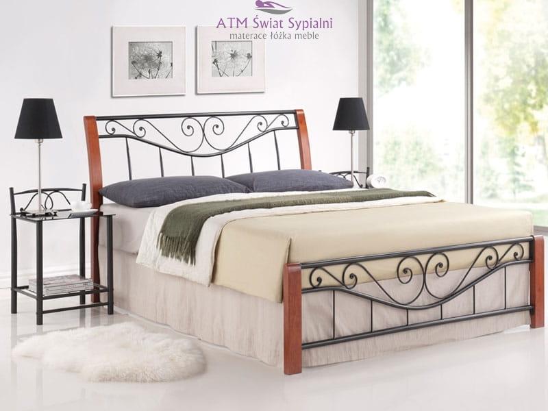 łóżko Parma Czereśnia Antyczna